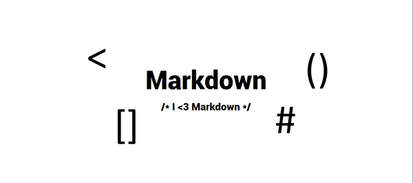 Markdown: a decent typesetting syntax